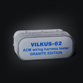 VILKUS GRANITE EDITION for newest Volvo CE (2014-up)